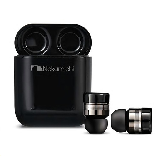 Nakamichi MyEars II NEP-TW1 Plus True Wireless Earphones