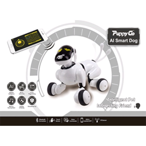 LeConcepts PUPPY GO AI SMART DOG