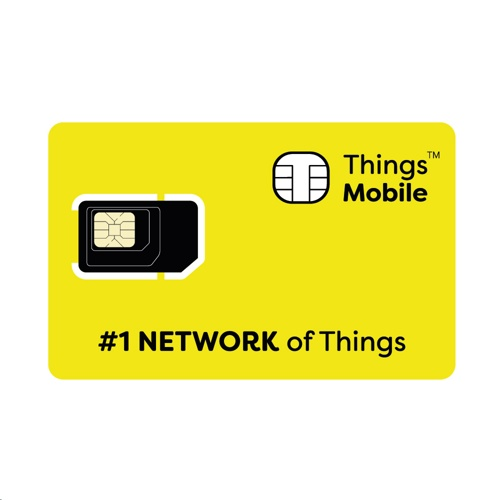 Things Mobile Global IoT & M2M SIM Card