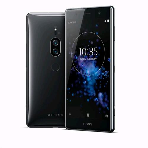 4a142cba8b7 Sony Xperia XZ2 Premium Dual-SIM H8166Unlocked, 64GB, Chrome Black