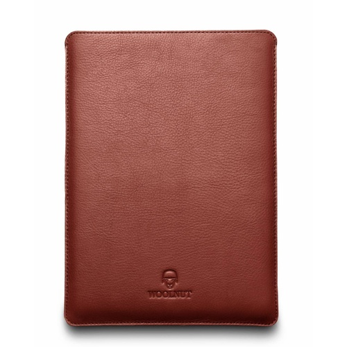 Woolnut MacBook 12 Soft Leather Sleeve
