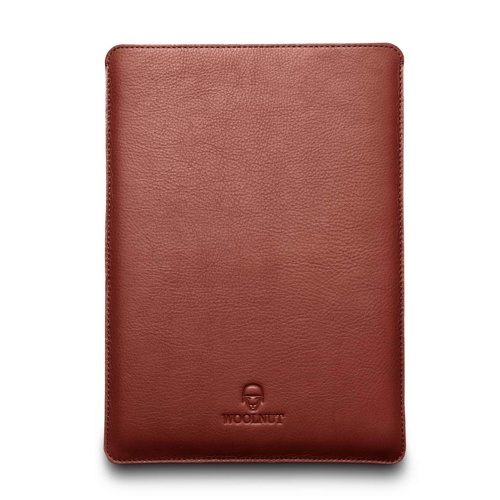 Woolnut MacBook Pro Retina 15 Soft Leather Sleeve 柔軟皮革保護套