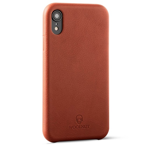 Woolnut iPhone Xs / X Premium Soft Case  柔軟皮革保護套