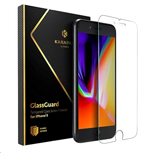 Anker Karapax By Glass Guard Tempered Glass Screen Protector (Iphone 8)