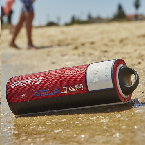 AquaJam Aj2 Waterproof Speaker
