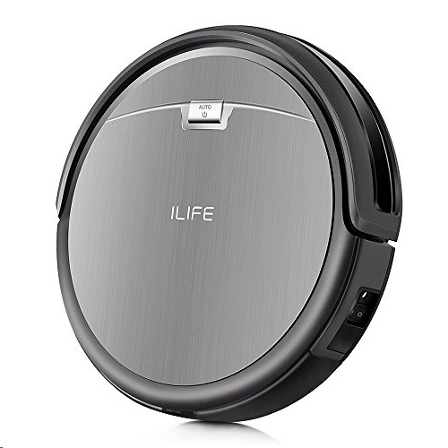 ILIFE A4S Smart Robotic Vacuum Cleaner