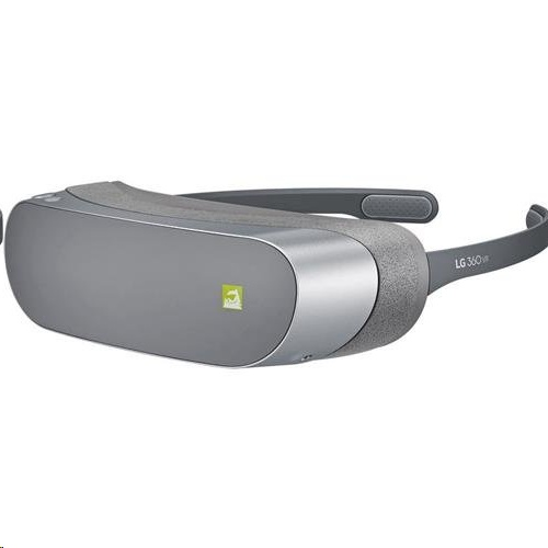 LG R100 360 VR silver Virtual Reality Headset