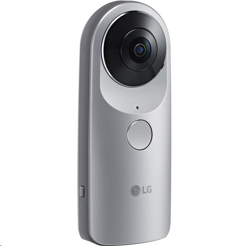 LG R105 360 CAM Video Camera