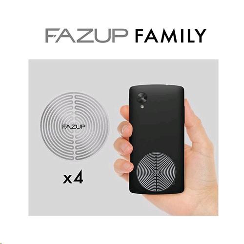 Fazup FAZUP Anti-Radiation Sticker Patch (Family Pack)