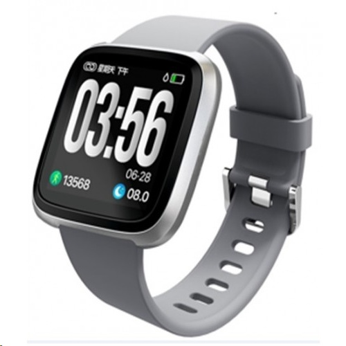 Tec Sante Blood Pressure Monitor Smart Watch SH8