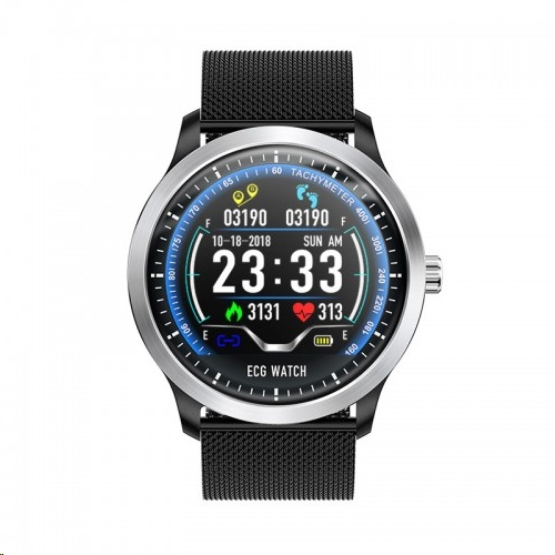 Tec Sante IP67 Intelligent ECG Detection Smart Watch SN8