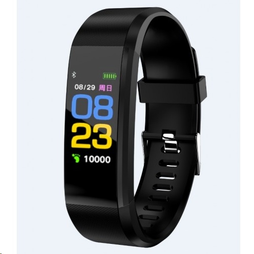Tec Heart Rate Monitor Bracelet ID115 Plus