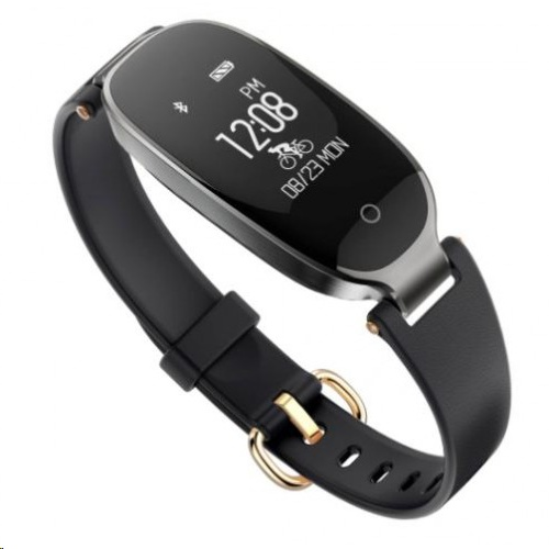 Tec IP67 Dynamic Heart Rate スマートウォッチ TS3