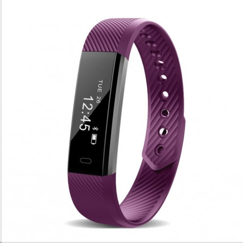 Tec Heart Rate Monitor Bracelet ID115