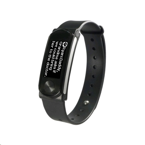 Mobile Action Q-Band Q-68HR Smart band