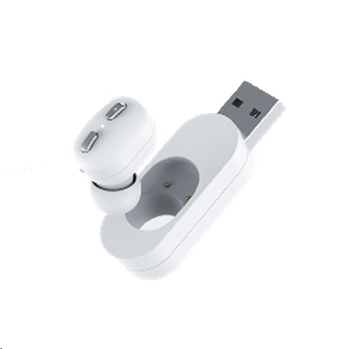 QCY Mini 1C Bluetooth Headset with USB Charger