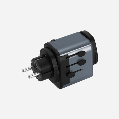 Momax World AC Travel Adapter