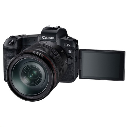 Canon EOS R Mirrorless Digital Camera with 24-105mm Lens (w mount)