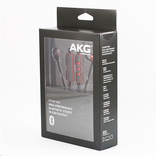 AKG K374BT Wireless 耳機