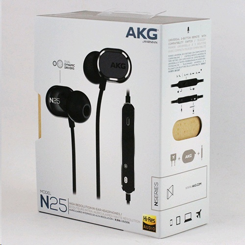 AKG N25 Wireless Headphones