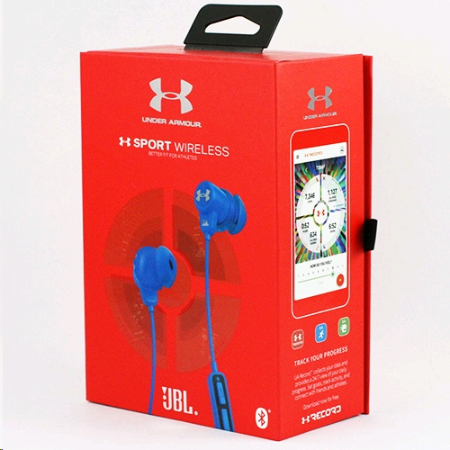 JBL Under Armour IEBT Wireless Headphones