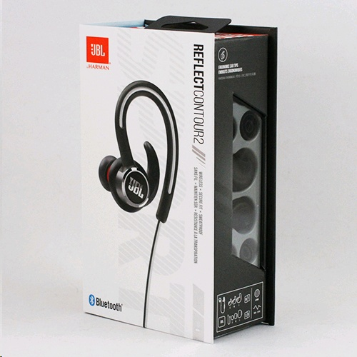 JBL Reflect Contour 2 Wireless Sport 第二代無線入耳式運動耳機