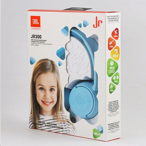 JBL JR300 Junior Headphones