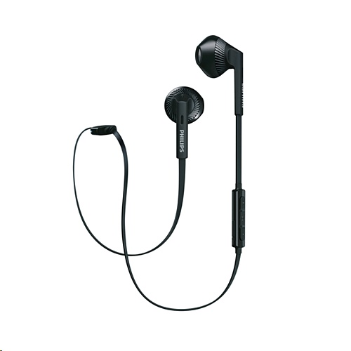 Philips Bluetooth Headphones SHB5250BK