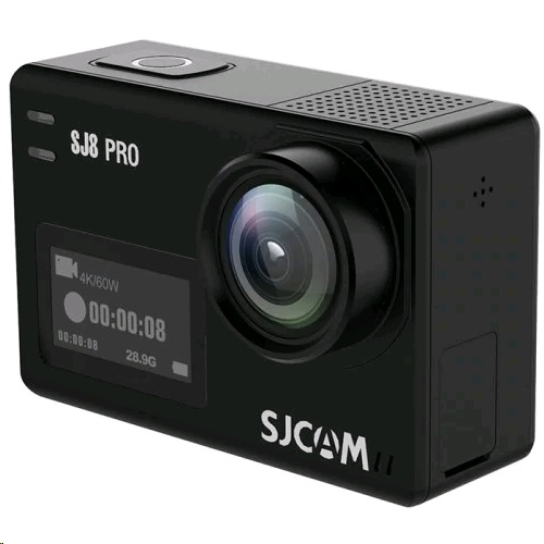 SJCAM SJ8 PRO Dual Touch Screen Native 4K WiFi Action Camera