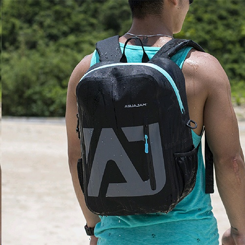 AquaJam 방수 노트북 백팩 가방 Waterproof Laptop Backpack