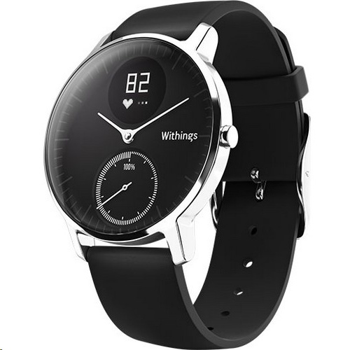 Withings Steel HR 36mm 智能心率手錶