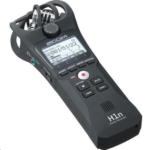 Zoom H1n Handy Recorder  Musical Instrument