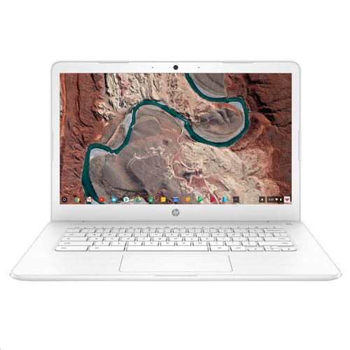 "HP Factory Refurbished Chromebook 14"" CA053"