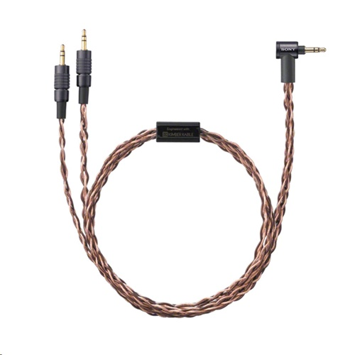 Sony MUC-B12SM1 Stereo Mini 1.2m Y-type Cable