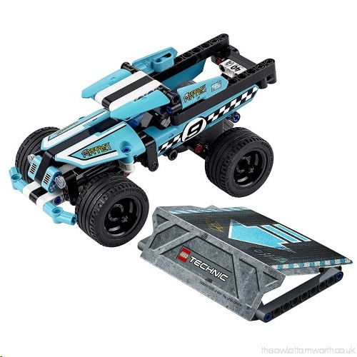 Lego 42059 Technic Stunt Truck Building Toy Set