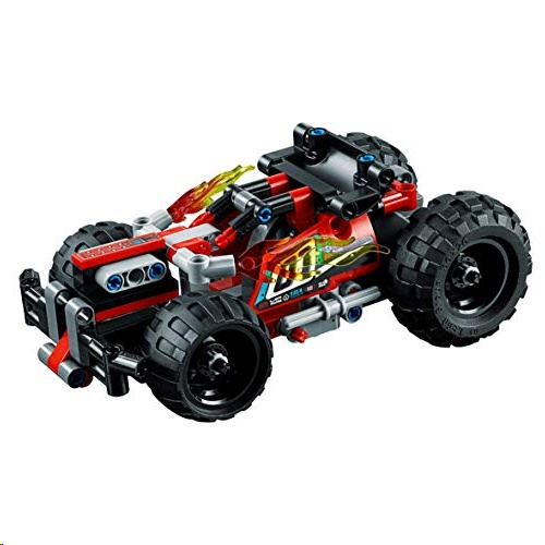 Lego 42073 Technic BASH! Racing Car Building Kit