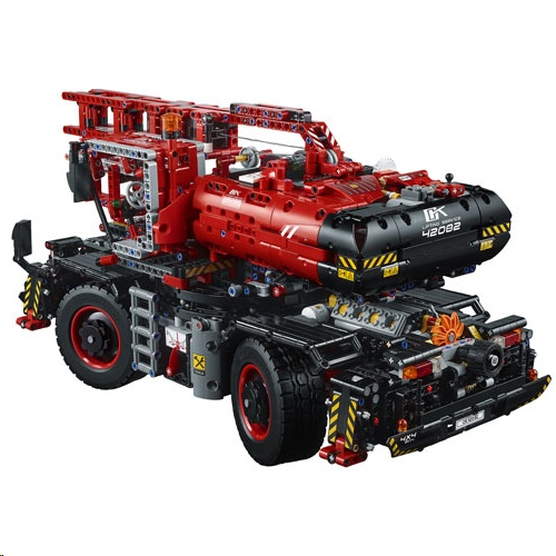 Lego 42082 Rough Terrain Crane Building Kit