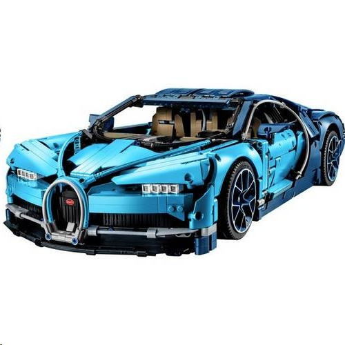 Lego 42083 Bugatti Chiron Racing Car Building Kit