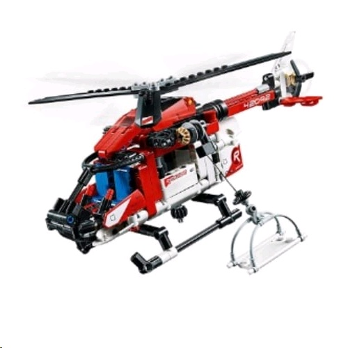 Lego 42092 Technic Rescue Helicopter Set
