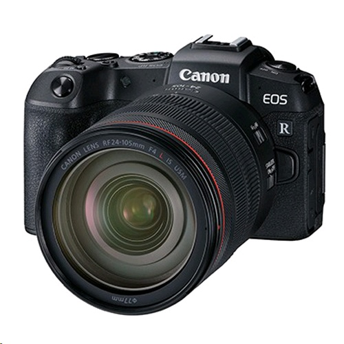 Canon EOS RP + RF 24-105mm f/4L IS USM Lens Kit