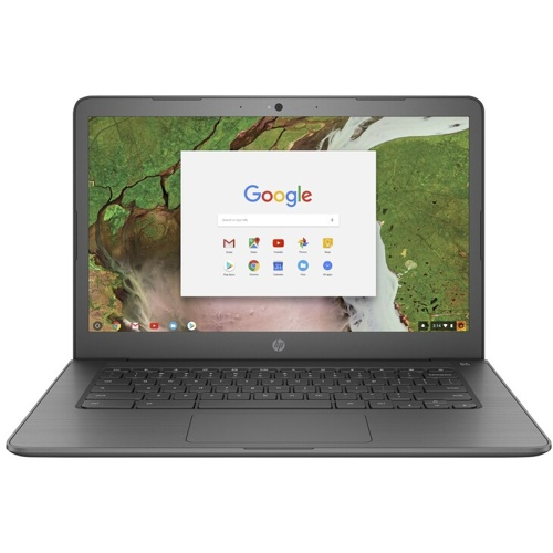 "HP Factory Refurbished Chromebook 14"" CA040"