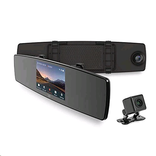 YI Mirror Dash Camera