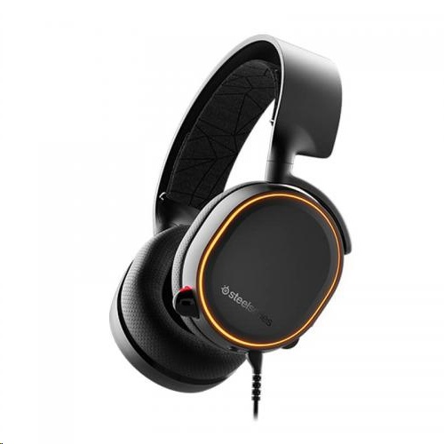 SteelSeries Arctis 5 Wireless Gaming Headset 環繞音效 RGB 遊戲耳機