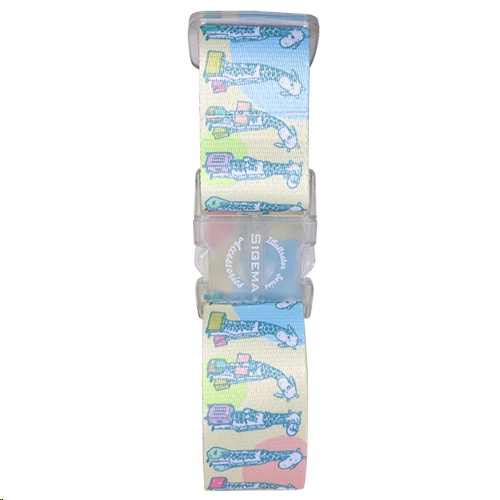 Sigema Mr Giraffe Luggage Belt - Shopping
