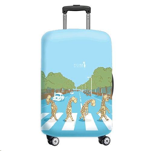 Sigema Luggage Cover/Jacket Mr Giraffe
