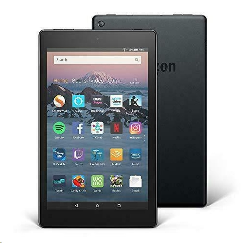 Amazon Fire HD 10 Tablet 2017, 7th generation