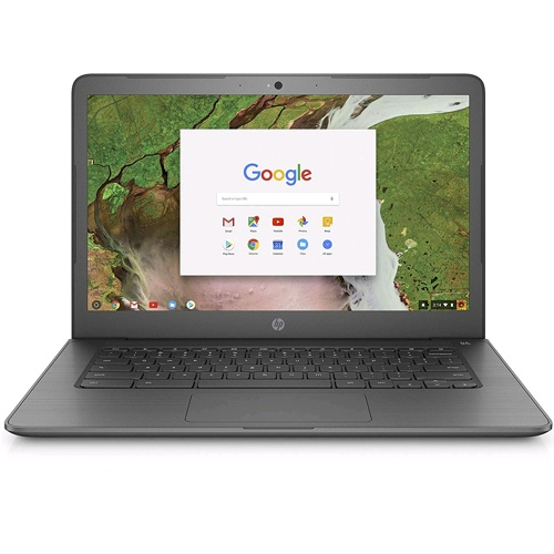 "HP Factory Refurbished Chromebook 14"" CA045"
