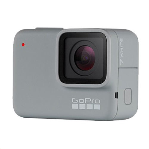 GoPro HERO7 — Waterproof Digital Action Camera with Touch Screen 4K HD Video 12MP Photos Live