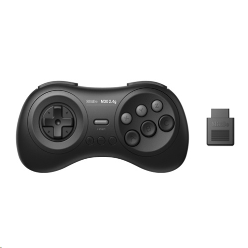 8BitDo M30 2.4G wireless gamepad for MD/Genesis