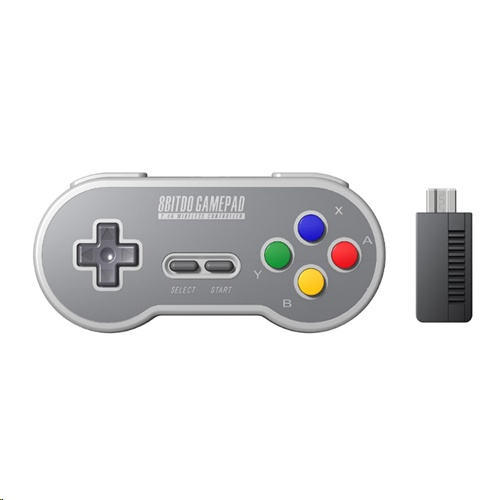 8BitDo SF30 2.4G Wireless GamePad for SNES/SFC Classic Edition